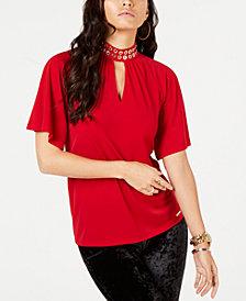 2ae45936540b8 Red Michael Kors Petite Clothing - Macy s