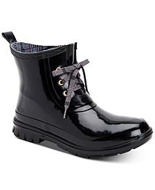 Traynor Rain Booties, Created for Macy's