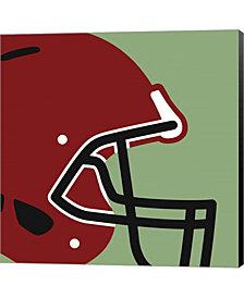 Football Close-ups H By Sports Mania Canvas Art
