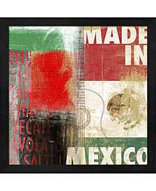 Mexico by Posters International Studio Framed Art