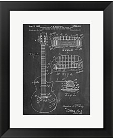 Guitar By Cole Borders Framed Art
