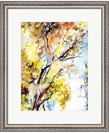 Trees By Sophia Rodionov Framed Art