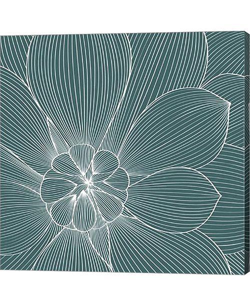 Metaverse Myrrhis Odorata II By Graphinc Canvas Art