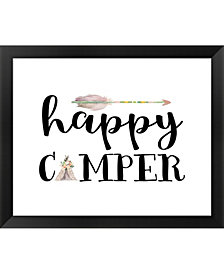 Happy Camper I By Tara Moss Framed Art