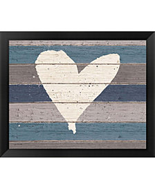 Country Heart By Jo Moulton Framed Art