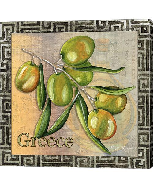 Metaverse Olive Oil 4 By Megan Duncanson Canvas Art