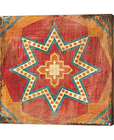 Moroccan Tiles VII By Cleonique Hilsaca Canvas Art