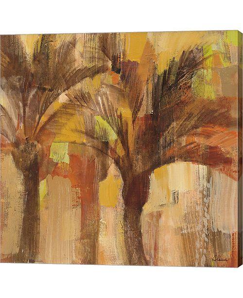 Metaverse Island Breeze I By Albena Hristova Canvas Art