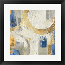 Tune I By Tom Reeves Framed Art