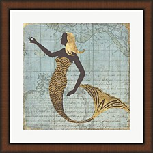 Nautical Beauty By Pi Galerie Framed Art