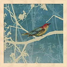 Blue Bird I By Posters International Studio Framed Art