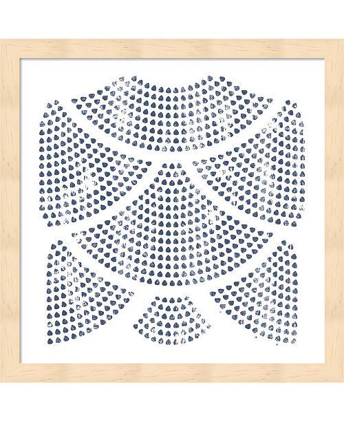 Metaverse Waves By Posters International Studio Framed Art