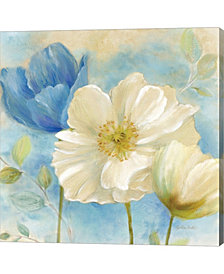 Watercolor Poppies 2 by Cynthia Coulter Canvas Art
