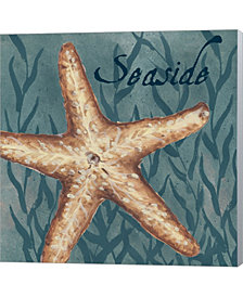 Nautical Critters II by Tre Sorelle Studios Canvas Art