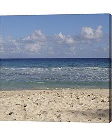 Beach IV by Erin Clark Canvas Art