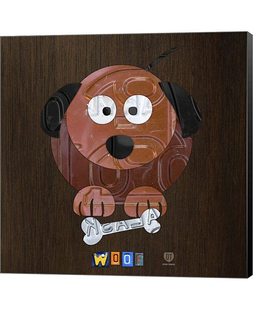 Metaverse Woof The Dog By Design Turnpike Canvas Art