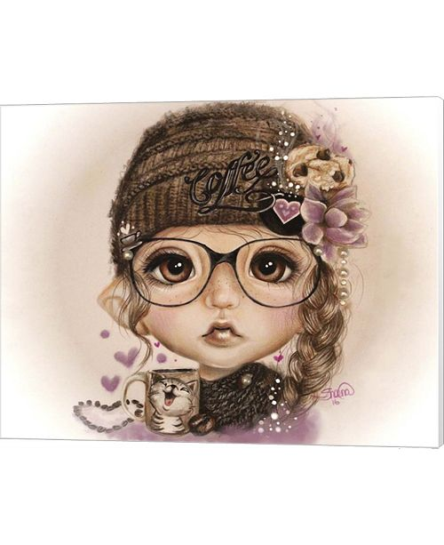 Metaverse Java Joanna By Sheena Pike Art And Illustration Canvas Art