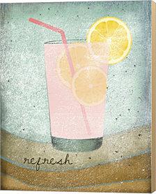 Refresh By Beth Albert Canvas Art