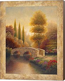 Into Viola By Michael Marcon Canvas Art