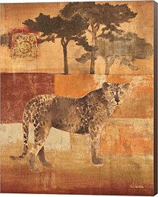 Animals on Safari III by Albena Hristova Canvas Art
