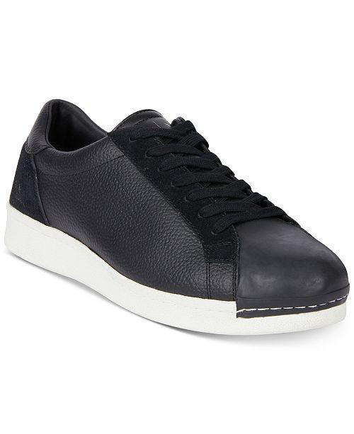 Armani Exchange A X Men s Lace-Up Sneakers - All Men s Shoes - Men ... 2c98c517d79