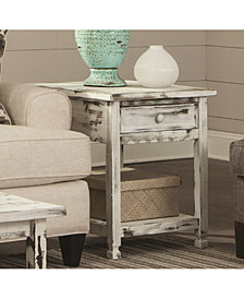 Country Cottage End Table