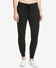 DKNY Sport High-Rise Joggers