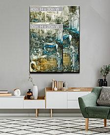 Ready2HangArt 'Ravine Falls II' Abstract Canvas Wall Art Collection