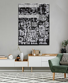Ready2HangArt 'Street Smart  I' Abstract Canvas Wall Art Collection