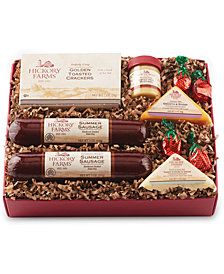 Hickory Farms Meat & Cheese Sampler Gift Set