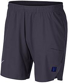 """Nike Men's Court Ace Flex Roger Federer 9"""" Tennis Shorts"""