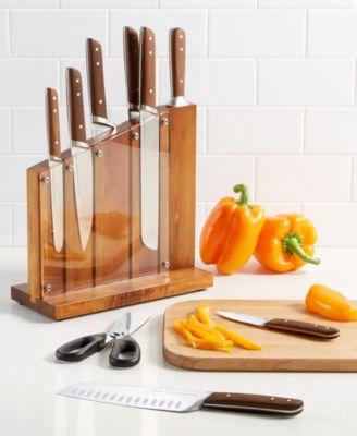 KitchenAid® KKFWO11WN Architect Series 11-Pc. Knife Set, Created for Macys