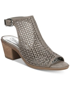 CARLOS BY CARLOS SANTANA | Carlos by Carlos Santana Deandra Shooties Women's Shoes | Goxip