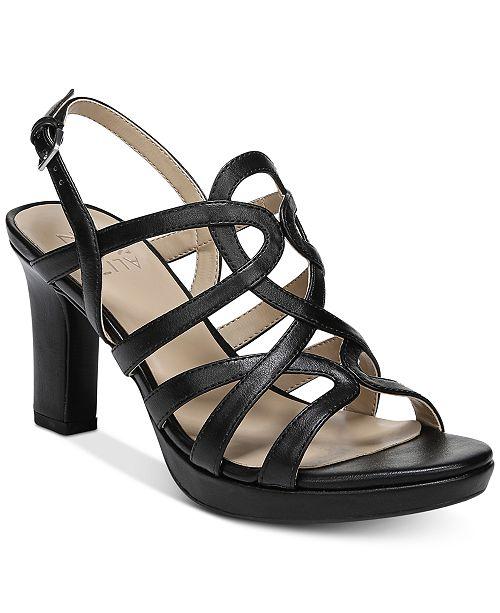 8567ddecf7 Naturalizer Cameron Dress Sandals; Naturalizer Cameron Dress Sandals ...