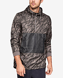 Under Armour Men's Camo-Print Windbreaker