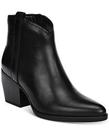 Naturalizer Fairmont Western Booties