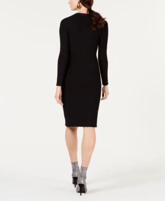 Black Sweater Dresses Macy's