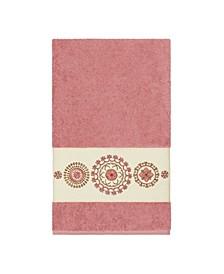 Isabelle Embroidered Turkish Cotton Bath Towel
