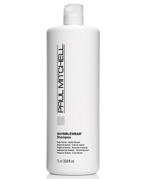Paul Mitchell Invisiblewear Shampoo, 33.8-oz., from PUREBEAUTY Salon & Spa