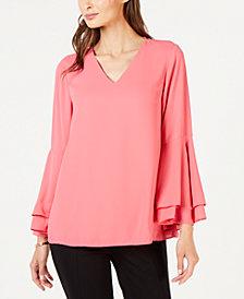Pink Dressy Tops Shop Dressy Tops Macy S