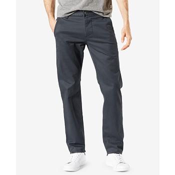 Dockers Men's Alpha Big & Tall All Seasons Tech Khaki Stretch Pants