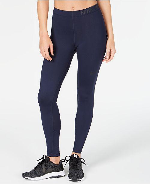 ff01eebd6e7 Nike Pro Dri-FIT Training Leggings   Reviews - Pants   Capris ...