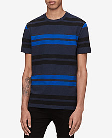 Calvin Klein Jeans Men's Bar Stripe T-Shirt