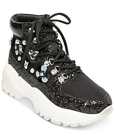 "Betsey Johnson Abel ""Dad"" Sneakers"