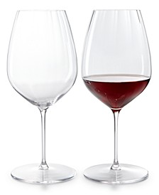 Performance Cabernet/Merlot Glasses, Set of 2