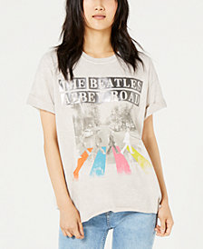 True Vintage Cotton Abbey Road T-Shirt