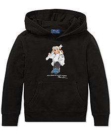 Polo Ralph Lauren Toddler Boys Ski Bear Hoodie