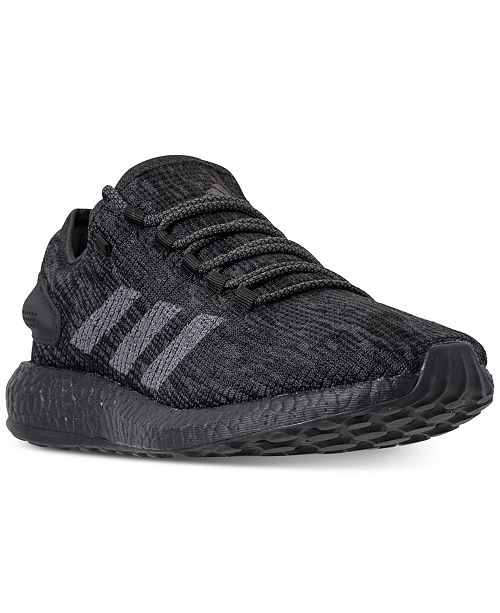 e49ddd1c824a9 adidas Men s PureBOOST CB Running Sneakers from Finish Line ...