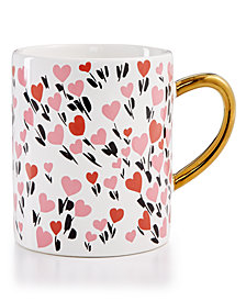 Martha Stewart Collection Heart Mug, Created for Macy's