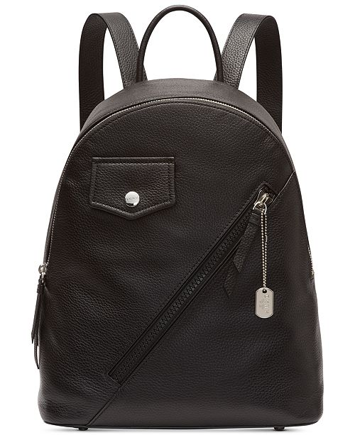 DKNY Jagger Leather Backpack, Created for Macy's